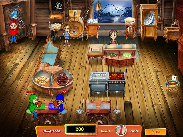 Play Cooking Dash 3 - Thrills & Spills