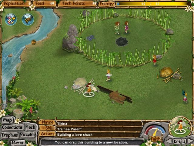 Play Virtual Villagers 5 - New Believers