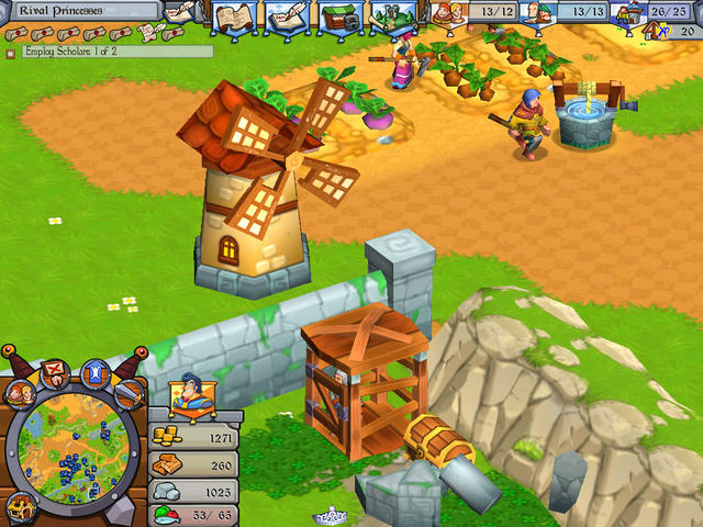 Play Westward 5 - Kingdoms