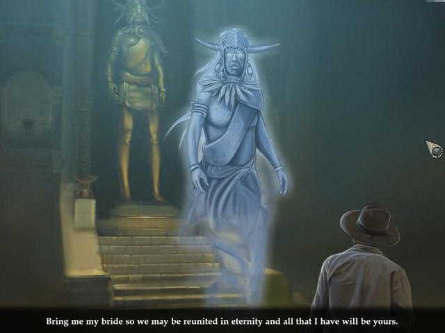 Play Ancient Secrets - Mystery of the Vanishing Bride