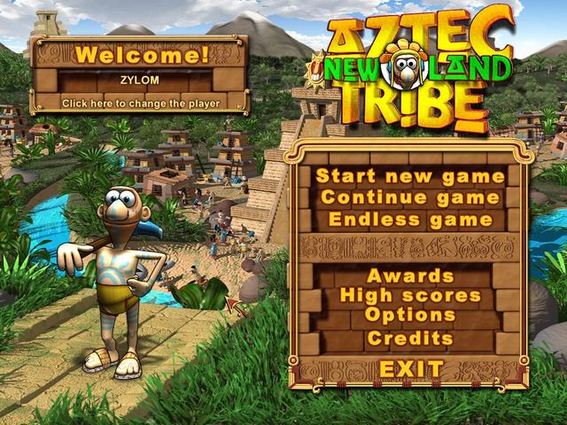 Play Aztec Tribe 2 - New Land