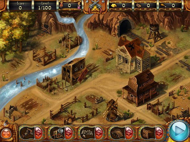 Play Wild West Story - The Beginnings