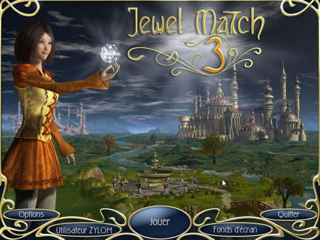 """New """"Match 3"""" game from Suricate Software and Bigfish."""