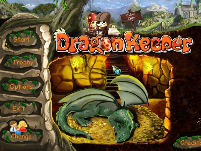 Play Dragon Keeper