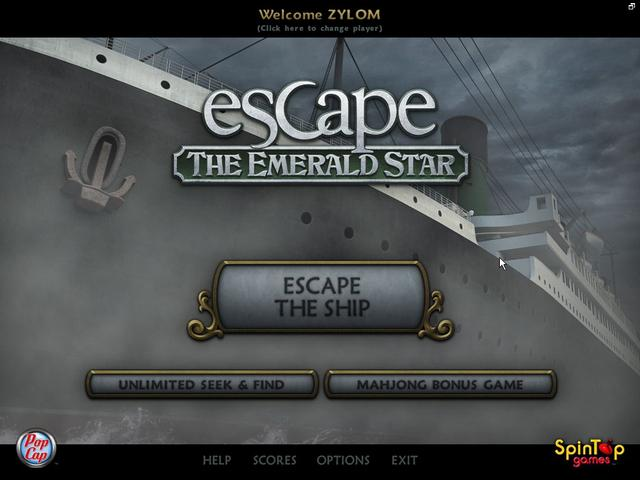 Play Escape The Emerald Star