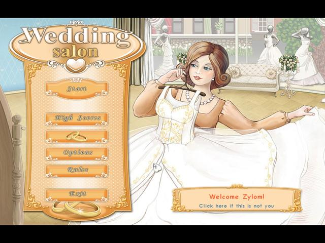 Play Wedding Salon