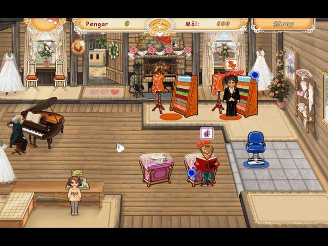 frisör spel online
