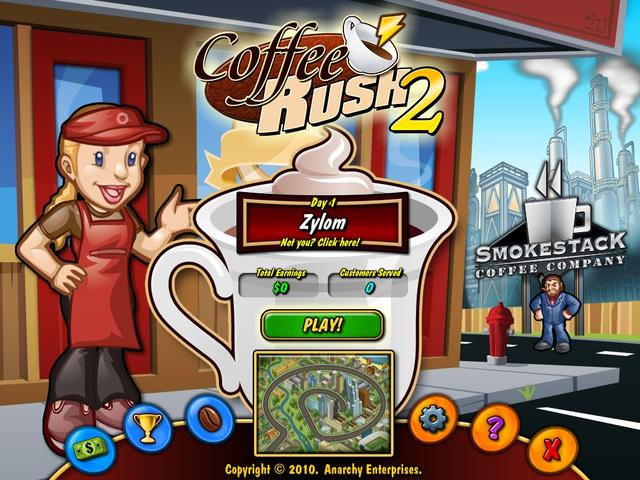 Play Coffee Rush 2