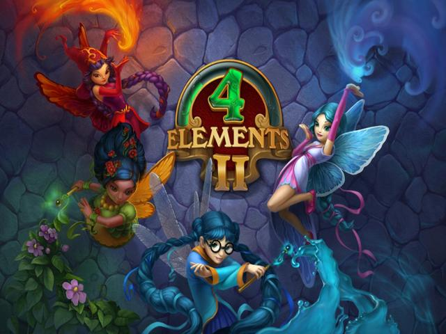 Play 4 Elements II Platinum Edition