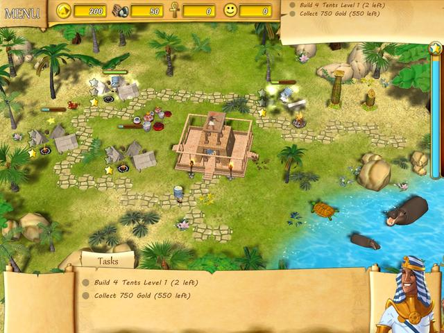 Play Fate of the Pharaoh