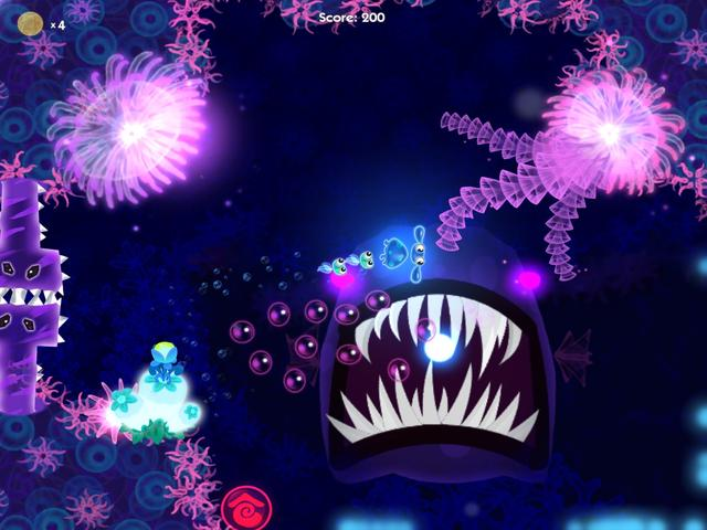 Play Glowfish