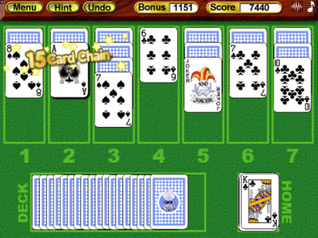 how to play solitaire card game by yourself