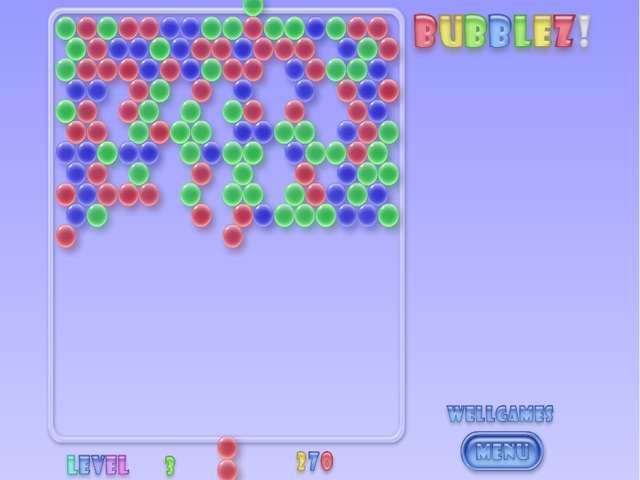 Play Bubblez!