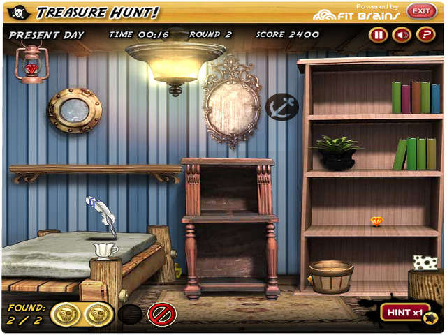Play Treasure Hunt