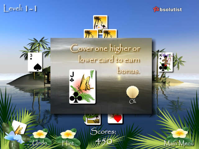 Solitaire game online free play