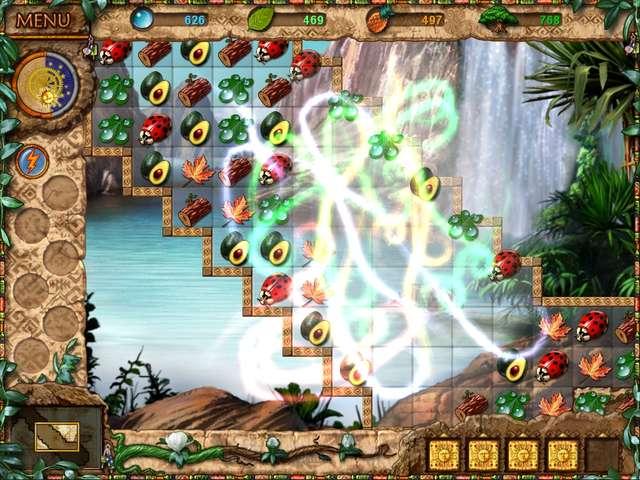 Paradise Quest Game screenshot 3.