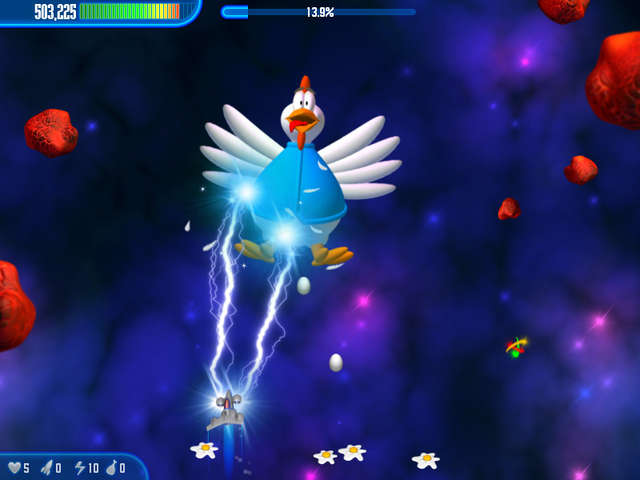 chicken invaders online
