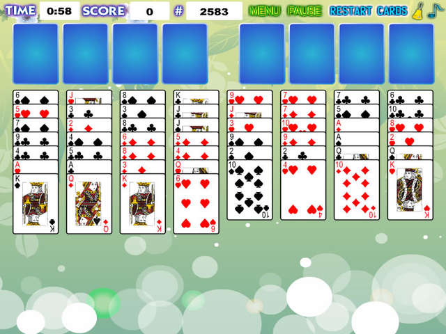 freecell solitaire free online