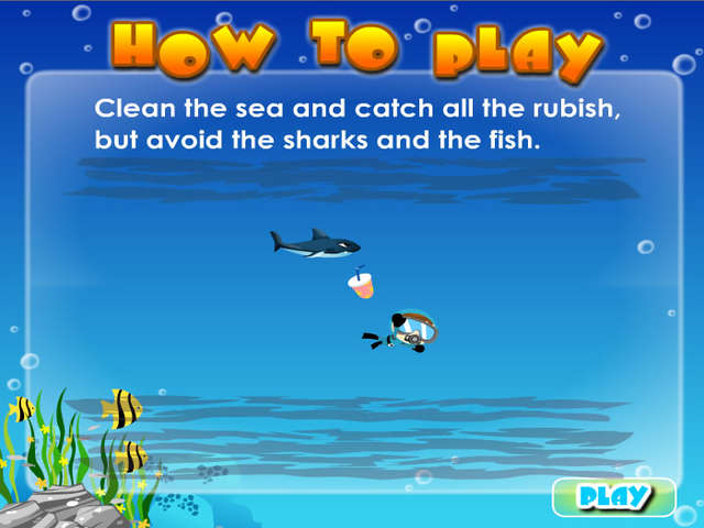 Play Sea Cleaner