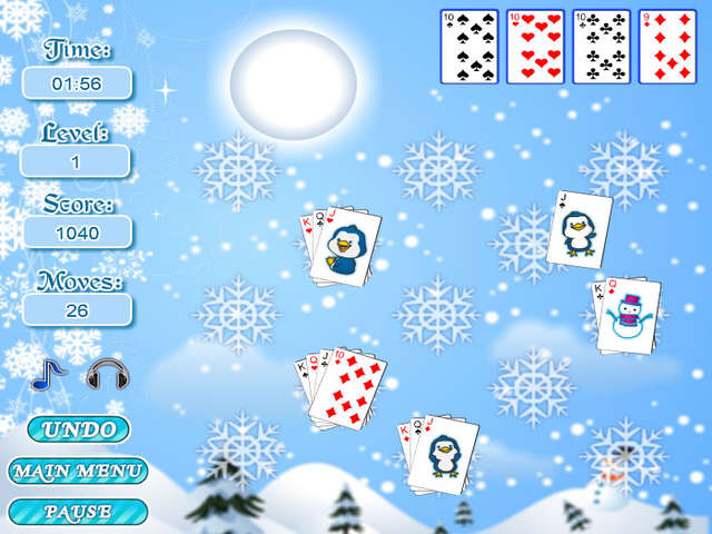 Solitaire Game | Play Solitaire Card Game Online …