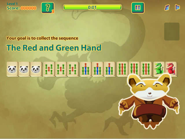 Jolly Jong Journey Online Free Game  GameHouse