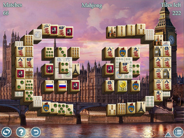 Play World's Greatest Cities Mahjong
