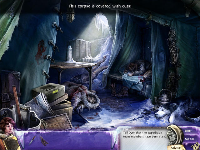 Play Mystery Stories - Mountains of Madness