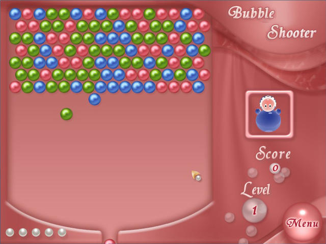 download bubble shooter game for computer
