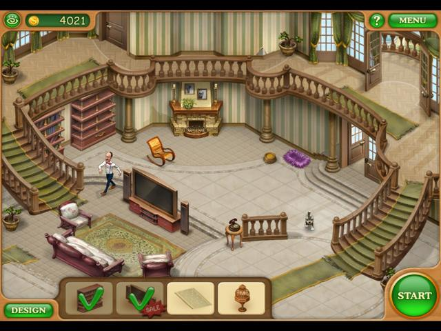 Play Gardenscapes - Mansion Makeover Platinum Edition
