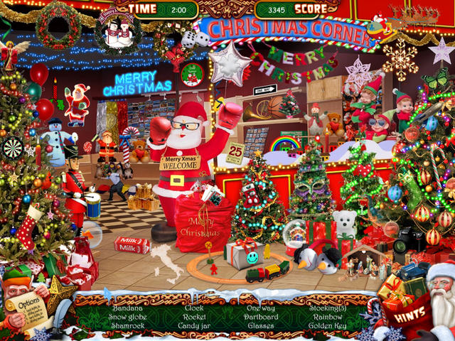 Play Christmas Wonderland 3