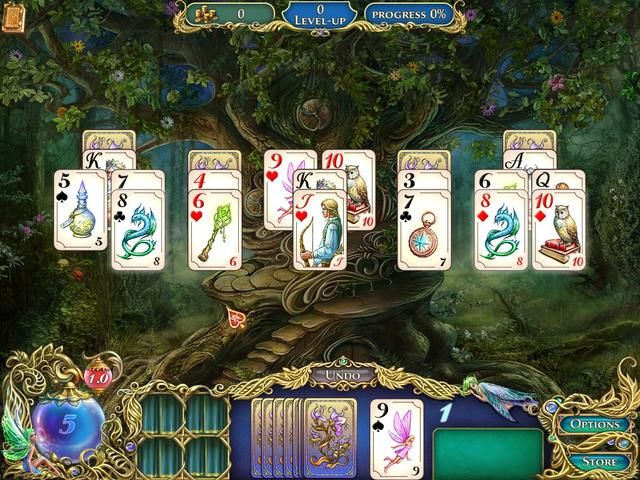 Play The Chronicles of Emerland Solitaire