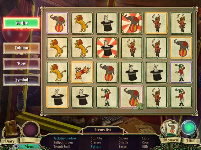 Play Dark Arcana - The Carnival Platinum Edition