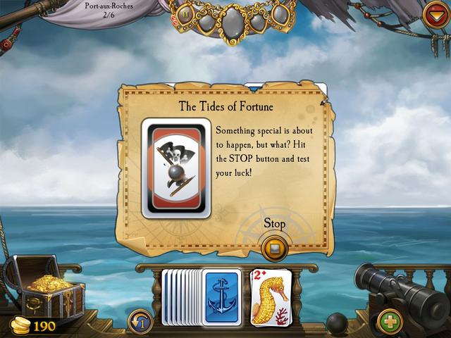 Play Seven Seas Solitaire