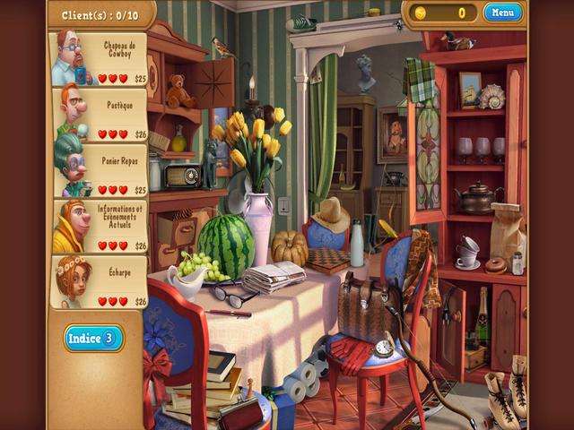 Jeux d 39 objets cach s en ligne objets cach s en ligne sur for Au maison online shop