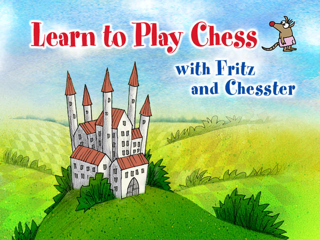 Learn to Play Chess with Fritz and Chesster CD-ROM