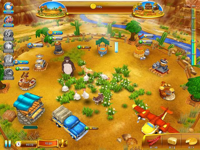 farm frenzy 4 online play free