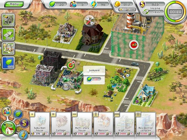 Play Green City 2