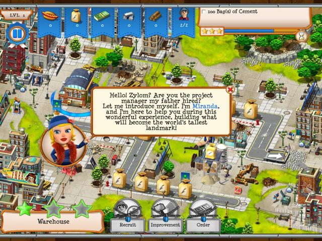 Play Monument Builders - Empire State Building