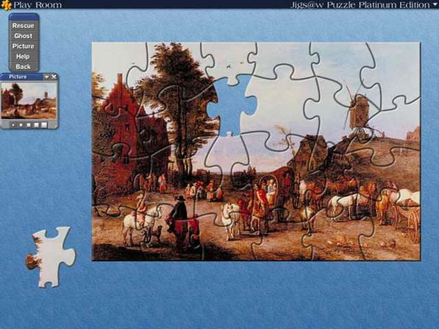Play Jigsaw Puzzle Platinum Edition