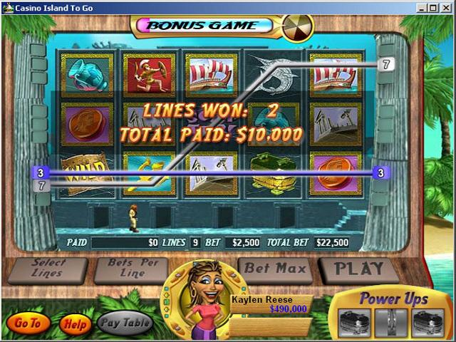 Play Casino Island To Go