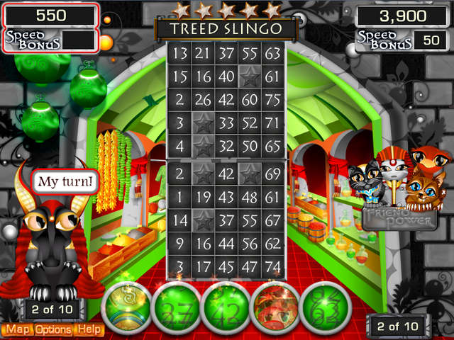 Play Slingo Quest Egypt