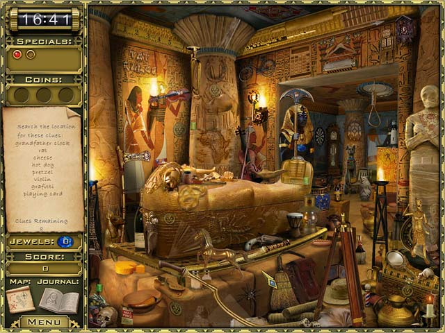 Play Jewel Quest Mysteries