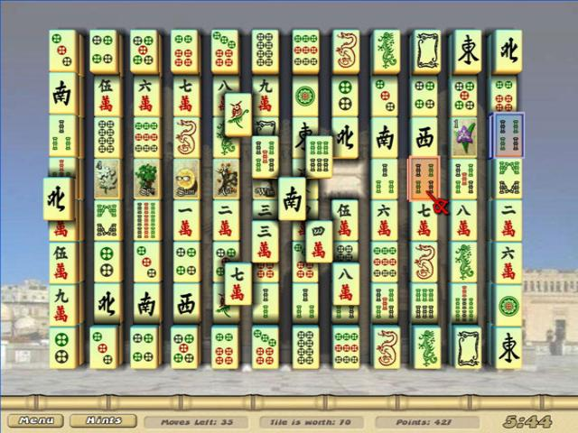 Play Mahjong The Endless Journey