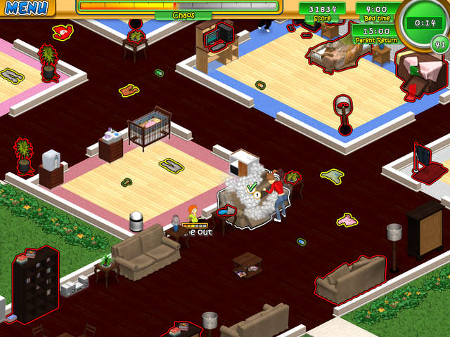 Play the full version of Babysitting Mania and Nanny Mania 2 Combo ...