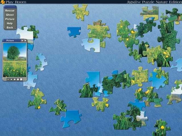 Play Jigsaw Puzzle Nature Edition