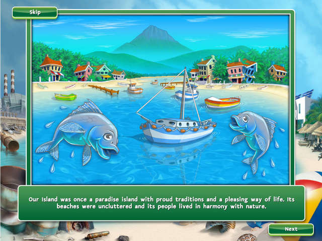 Play Nat Geo Games - Build It Green! Back to the Beach