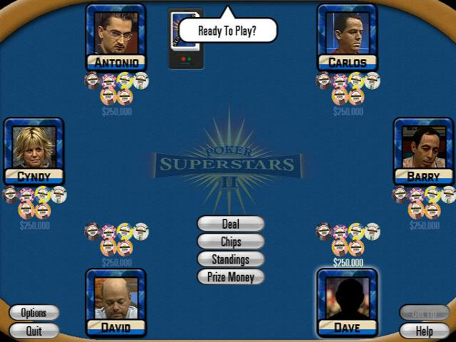 Play Poker Superstars 2