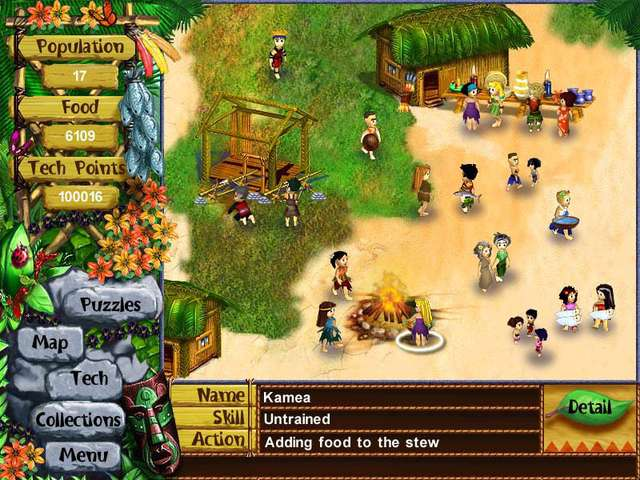 Play Virtual Villagers 2 - The Lost Children