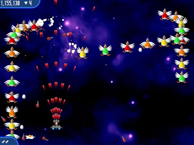 chicken invaders 1 pc game download