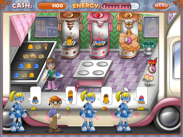 Play Ice Cream Craze - Tycoon Takeover